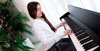Вокал и фортепьяно