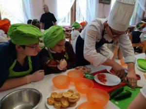 Приготовление тарталеток