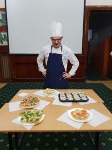 Выбор блюда шеф-поваром